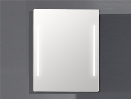 Spiegelkast Badkamer 60 Cm.Spiegels Spiegelkasten Badkamermeubelen Thebalux Badkamermeubelen