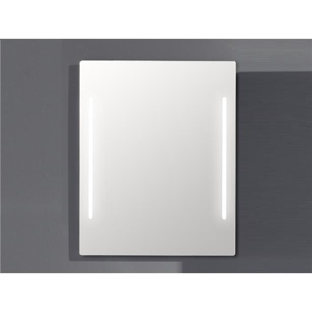 Spiegel badkamer TL Padova met verticaal licht