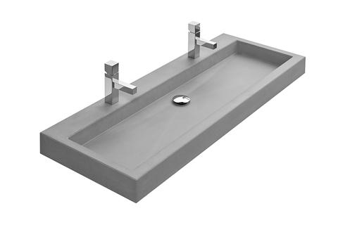 Mineraal Gegoten Wastafel : Badkamer wastafels badkamermeubelen thebalux badkamermeubelen
