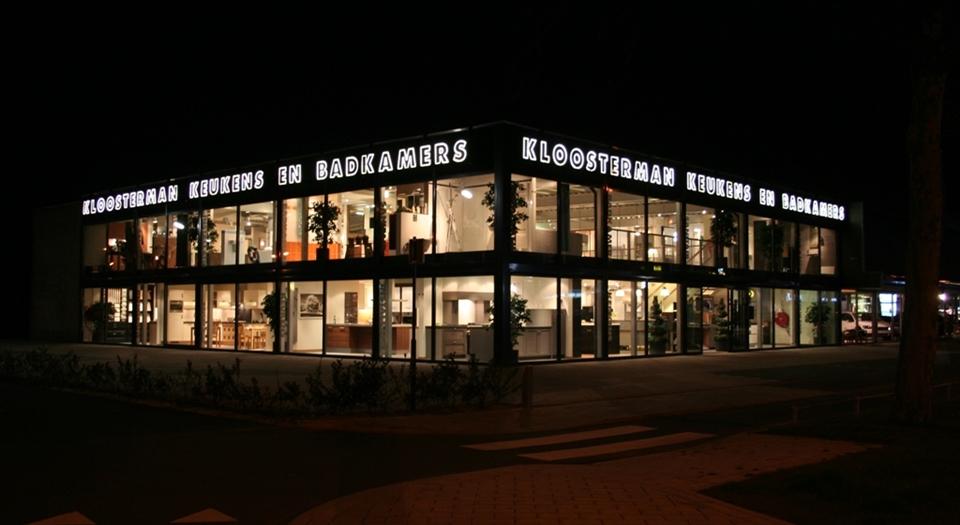 Badkamer Showroom Gooi : Kloosterman keukens badkamers zoek een dealer of showroom
