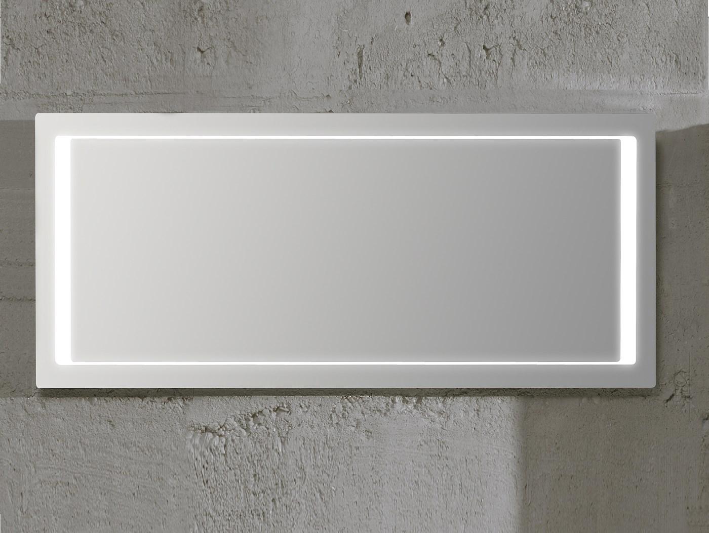 Led Spiegel Badkamer : Badkamer spiegel led lm met led