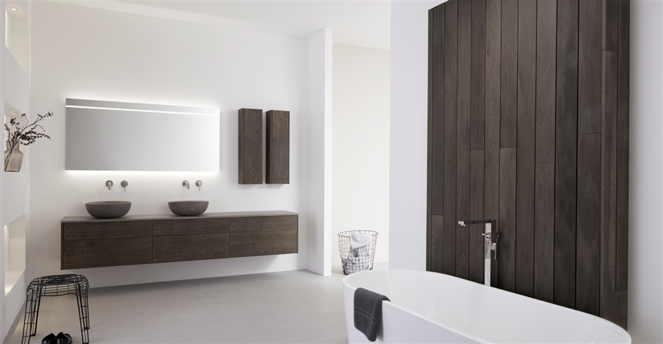taste dark oak 264 thinline 160 beton luxe