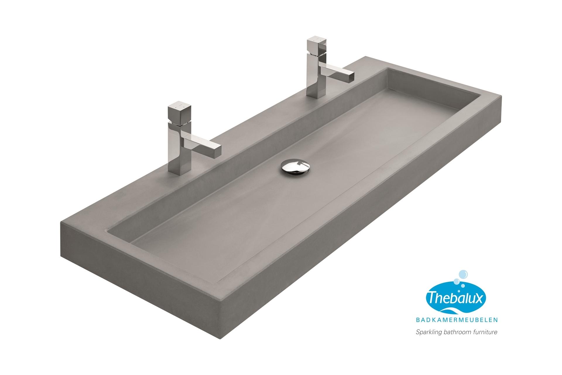 Nieuwe wastafels keramiek beton mineraalmarmer ook cm