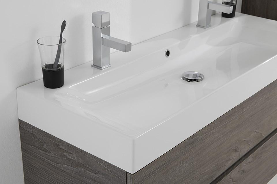 Badkamer Wastafel Blad : Alles over keramische wastafelbladen van thebalux het laatste